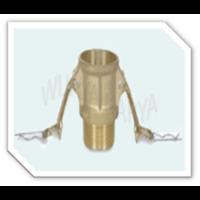 Jual Brass Camlock Coupling Type - B