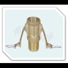 Brass Camlock Coupling Type - B.