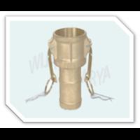 Jual Brass Camlock Coupling Type - C