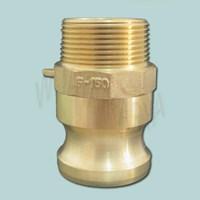 Jual Brass Camlock Coupling Type - F