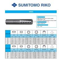 Selang hidrolik Sumitomo 4W S
