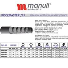 Selang Hidrolik Rockmaster 15