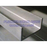Jual Mild Steel Channel Bar ( Besi Kanal Unp )