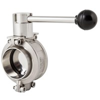 Sell Sanitary Butterfly Valve