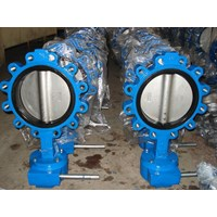 Sell Wafer Type Butterfly Valve