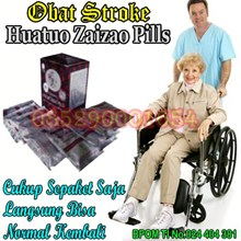 Obat Penyakit Stroke Herbal terapi stroke Obat stroke alami huatua zaizao pills 085290001654 Pin Bbm : 235FFCCD