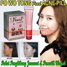 penghilang jerawat Obat Jerawat Online produk penghilang jerawat Cream Anti Jerawat Po Wo Tong Pearl Acne Pill 085290001654 Pin Bbm : 235FFCCD