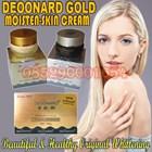 cream wajah cream muka cream siang & malam Deoonard Gold Silver deoonard 7 days whitening cream 085290001654