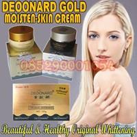 Jual cream wajah cream muka cream siang & malam Deoonard Gold Silver deoonard 7 days whitening cream 085290001654 Pin Bbm : 235FFCCD