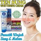 cream pemutih wajah  tensung pemutih wajah Pemutih Wajah Aman Tensung Whitening Japan 085290001654