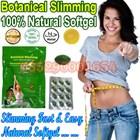 Obat Langsing Pelangsing Online Menurunkan Berat Badan Botanical Slimming Natural Softgel 085290001654