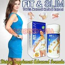 Pelangsing Alami Obat Pelangsing Pelangsing Badan Herbal Fit & Slim Dietary Supplement 085290001654 Pin Bbm : 235FFCCD