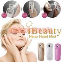 Jual Pemutih Wajah Pembersih Wajah penghilangkan jerawat fungsi nano spray i beauty nano handy mist 085290001654