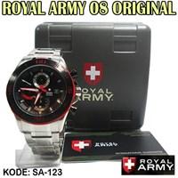 Royal Armi jam tangan asli Jam Tangan Royal Armi Original Terbaru Jam Tangan Royal Armi 08 garansi 1 tahun 085290001654 PIN BBM: 235FFCCD