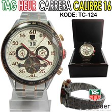 Tag Heuer Carrera Calibre 17 caliber TAG Heuer Watches Tag Heur Carrera Calibre 16 Full Silver 085290001654 PIN BBM: 235FFCCD