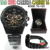 Jual Toko Tag Heuer Carrera Calibre tag heuer calibre 17 Jam Tangan Tag Heur Carrera Calibre 16 Full Hitam 085290001654 Pin Bbm : 235FFCCD