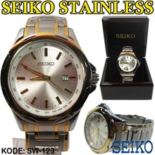 jam tangan Seiko Stainless Toko Jam Seiko Jam Tangan Seiko Jam Tangan Original 085290001654 PIN BBM: 235FFCCD
