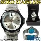 Toko Jam Seiko jam tangan Seiko Stainless Jam Tangan Seiko Jam Tangan Original 085290001654