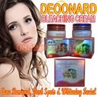 Deoonard Bleaching Cream Whitening Cream red deoonard 7 days 085290001654 Safe Whitening Face Cream
