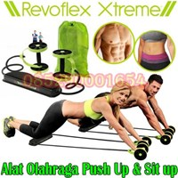 Jual Alat Sit up Yogyakarta Revoflex Extreme Alat Sit up Alat Fitness Alat Olahraga Minat Hub. 085290001654 PIN BBM: 235FFCCD
