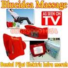 Blueidea Massage bantal teknik pijat shiatsu bantal pijat shiatsu bantal infra merah 085290001654
