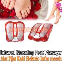 Infrared Kneading Foot Massager Alat Pijat Kaki Electrik Alat Pijat Kaki Infra Red Alat Pijat Kaki Electrik Murah 085290001654 PIN BBM: 235FFCCD