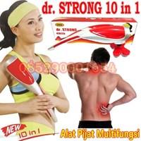 Jual Alat Pijat Electric Dr.Strong 10 In 1 Alat Pijat Electric Otomatis & Murah Minat Hub. 085290001654 PIN BBM: 235FFCCD
