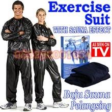 Exercise Suit ( Baju Sauna) baju sauna diet pelangsing baju sauna baju olahraga sauna Minat Hub. 085290001654 PIN BBM: 235FFCCD