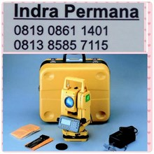 TOTAL STATION TOPCON GTS 255N #081908611401