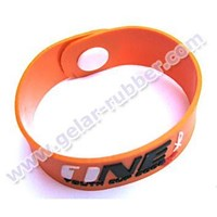 One Rubber Bracelet