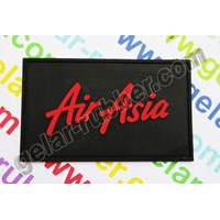 Labels Rubber Air Asia