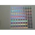 Stiker Sni Hologram
