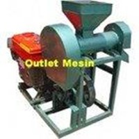 Feed Pelet Machine And Fish