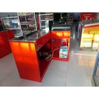 Meja Kasir Untuk Swalayan Supermarket Minimarket