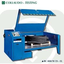 Hose Testing COLLAUDO - TESTING BC 800 ES-EL