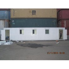 Office Container 40 Feet Baru