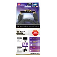 Jual Kabel HDMI 3D 1.5 Mtr