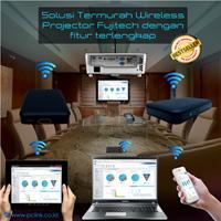 Wireless Projector Joyhub Fujitech