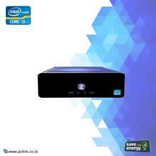 Mini Pc Fujitech H 813I Core I3 - 3.4 Ghz Ddr3-4Gb Hdd-500Gb