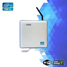 Mini Pc Fujitech Ln 623I Intel Core I3 4010U-1.70 Ghz Ddr3-4Gb Hdd-500Gb