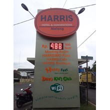 RATE HOTEL LED DISPLAY