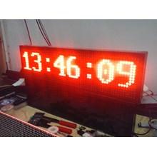 Jam Digital 6 Digit dengan Alarm