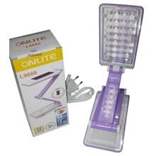 Emergency Lights + Lights solar powered Onlite Cas Study L-9666