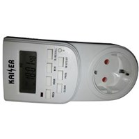 Jual Stop Kontak Timer Digital Merk Kaiser Type KSR-K28