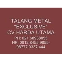 Daftar Harga  Talang Air Hujan Atap Rumah Galvanis Metal Lindab