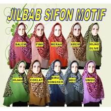 JILBAB SIFON MOTIF