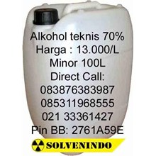 Technical Alcohol 70%