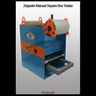 Mesin Pengemas Box Zeppelin Manual