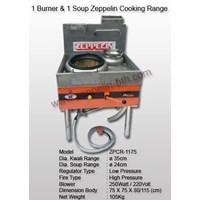 Sell 1 Burner & 1 Soup Zeppelin Cooking Range