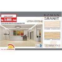 Jual Granit Roman